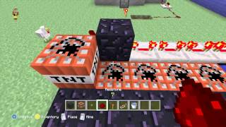 Minecraft Xbox 360 Edition: How To Build a TNT Cannon