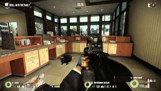 Payday2 #20.1 Update The Charlie Santa Heist Max Settings PC Gameplay HD 1080P Part 1