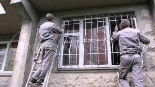 Кованые решетки с цветником - Стальной Декор(, 2015-05-20T20:14:55.000Z)