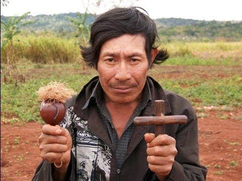 Shaman pleas at Guarani Indian Reservation- English Subtitles