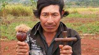 Shaman pleas at Guarani Indian Reservation- English Subtitles