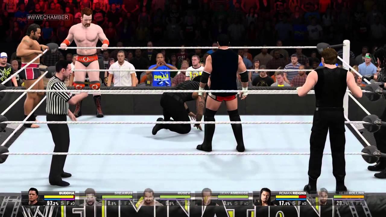 WWE 2K15 ANDROID СКАЧАТЬ БЕСПЛАТНО