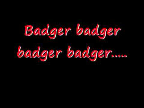 Badger Techno metal (Audacity Metal)