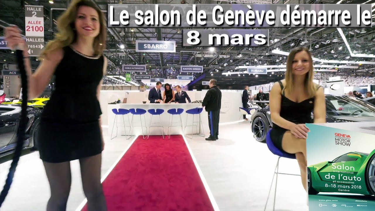 salon de l 39 auto de gen ve 2018 itin raires couts nouveaut s youtube. Black Bedroom Furniture Sets. Home Design Ideas