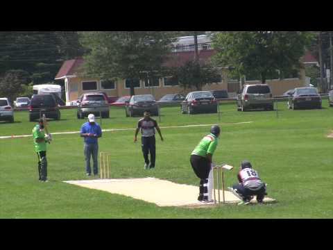 Pakistan First batting vs Lehigh Valley Cricket Club