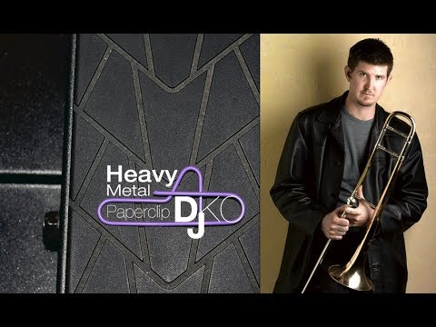 "DJ DKO ""Heavy Metal Paperclip"""