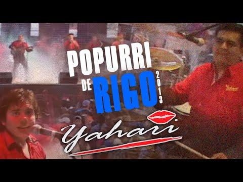 Grupo Yahari - Popurri de Rigo Tovar
