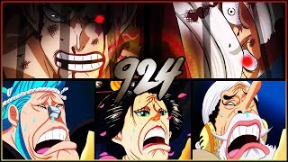 That KID Is A Conqueror Too? - One Piece Chapter 924