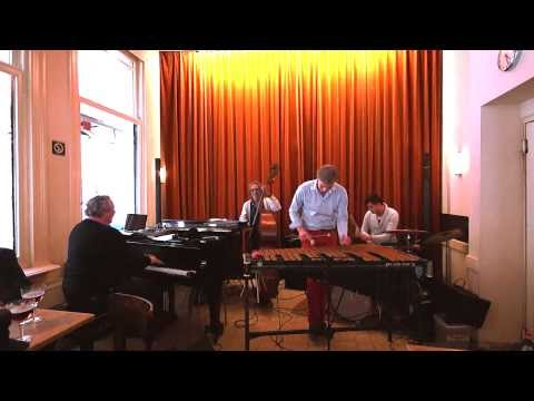 Harry Happel with Rene ten Cate, vibes - Hopper Jazz Antwerpen