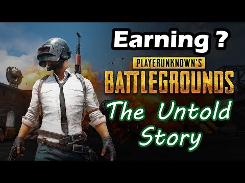 PUBG - The Untold Story | Per Day Earning Of PUBG Mobile Game?
