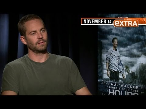 Paul Walkers Last Extra Interview His Haunting Quotes About Life