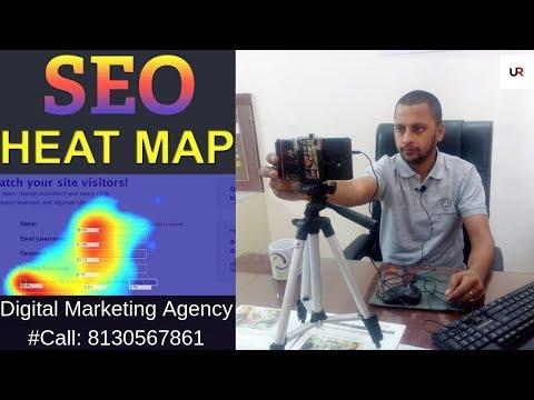Heat Map | Google #Heat_Map SEO- Data Analysis Tool | Upendra Rana | Make Your Brandz