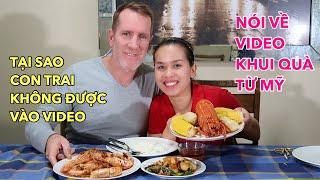 Gambar cover Vlog 251 || ĂN TÔM HOÀNG ĐẾ, TÔM HÙM VÀ SÒ ĐIỆP XÀO ỚT KHÔ
