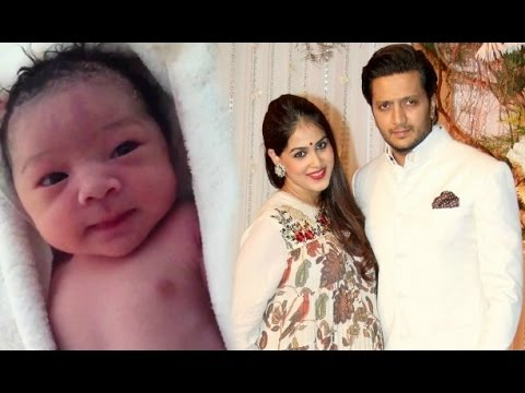Riteish Deshmukh And Genelia D'Souza Second Baby Delivered ...
