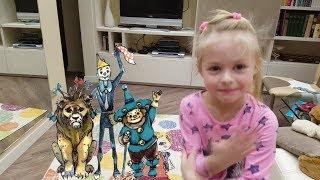Детская песенка из мультфильма ВОЛШЕБНИК ИЗУМРУДНОГО ГОРОДА