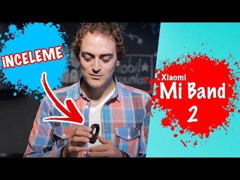 Xiaomi Mi Band 2 Inceleme - Hediyeli Video!