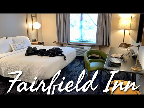 Fairfield Inn & Suites in Tyler, Texas Room Review