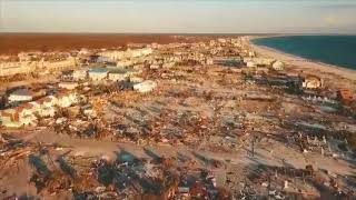 Mexico Beach video shows most buildings gone