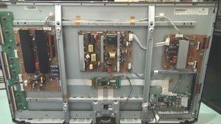 memperbaiki tv lg plasma tv 42 inch tidak on,relay berbunyi #1