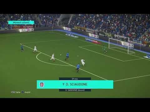 Highlights Novara-Inter 2^ turno Tim Cup (Andata)