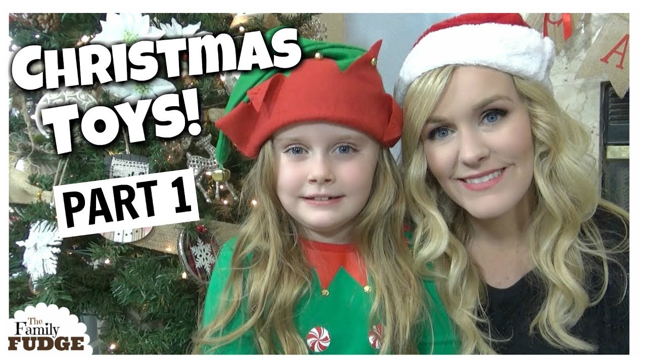 What I Got My Kids For Christmas 2017! | 7 Year Old Girl Gift Ideas ...