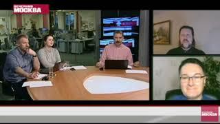Смотреть видео Крохмаль на Вечерняя Москва ТВ онлайн