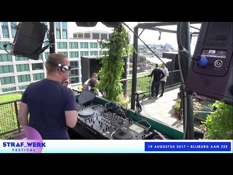 Chris Stussy @ Straf Werk Festival Rooftop Sessions, Rotterdam 09.07.2017