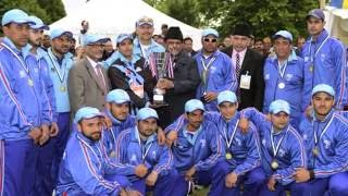 Masroor World T20 2016 Launch