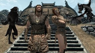 The Elder Scrolls Skyrim Tribute - The Stormcloak Companion