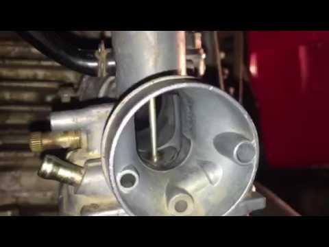 Bayou 220 carb problem explained - YouTube