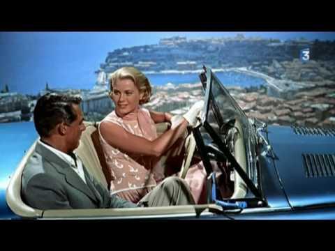Alfred Hitchcock sur la Côte d'Azur : Gros plan sur Grace Kelly (3/4)