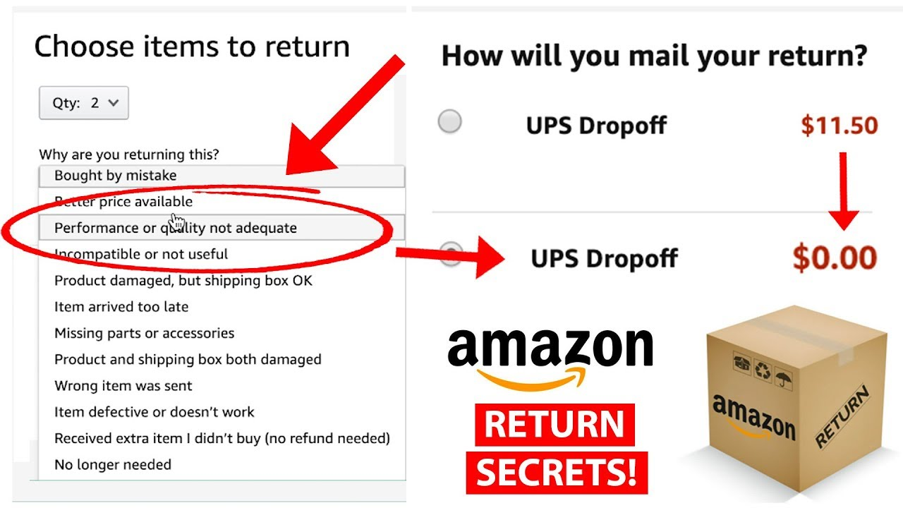 Return Policy Secrets Amazon Walmart Don T Want You To Know Youtube