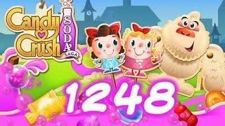 Candy Crush Soda Saga Level 1248