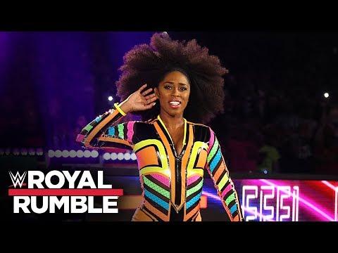Naomi returns at Women's Royal Rumble Match: Royal Rumble 2020 (WWE Network Exclusive)