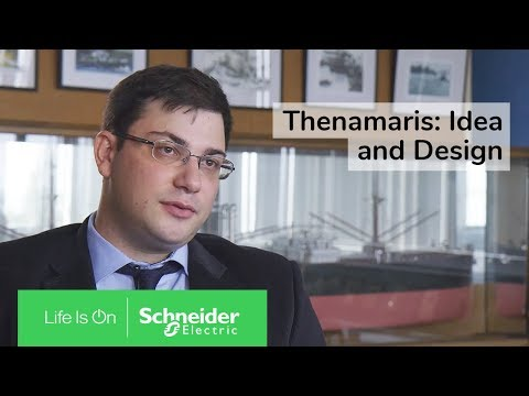 Schneider Electric helps Thenamaris to Successfully Implement its Idea and Design