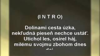 Karaoke Pokoj v duši - Jana Kirschner - www.pokrok.eu (INSTRUMENTAL)