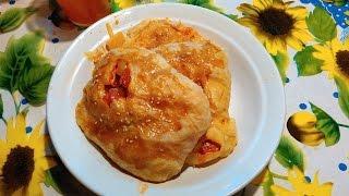 Вкусняшка ( шаурма) по домашнему - рецепт