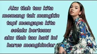 Download Lyodra - Mengapa Kita #TerlanjurMencinta (Lirik)