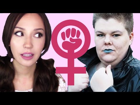 Feminism Hates Femininity   Makeup, Motherhood & More