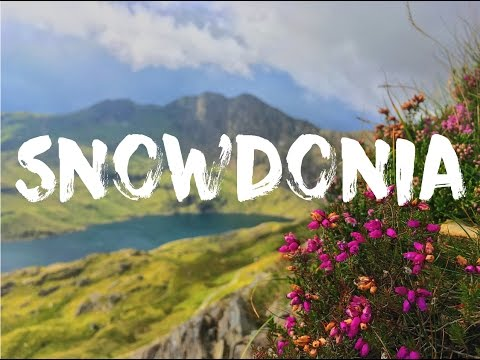 BEAUTIFUL SNOWDONIA - 4K