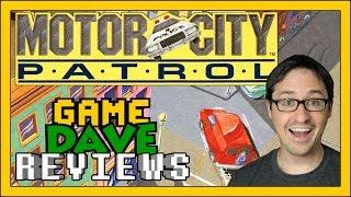 Motor City Patrol NES Review | Game Dave