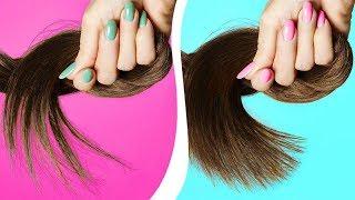 видео Масла для волос от секущихся кончиков (рецепты)