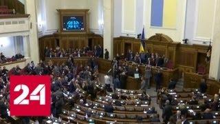 Последствия введения военного положения на Украине. Прогнозы экспертов - Россия 24