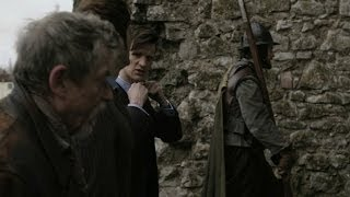 A Deleted Scene - The Day of the Doctor - Doctor Who 50th Anniversary - BBC
