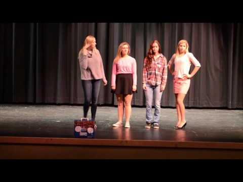 Yearbook Girls