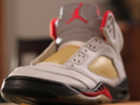 how to keep air jordan 5 from yellowing
