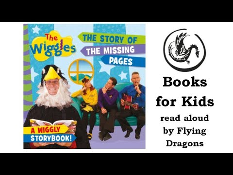 The Wiggles The Story of the Missing Pages | Books Read Aloud for Children