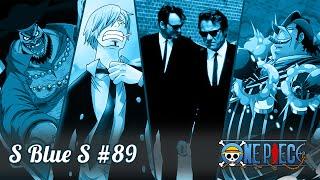 S Blue S #89 - Sanji Vinsmoke Mafioso!