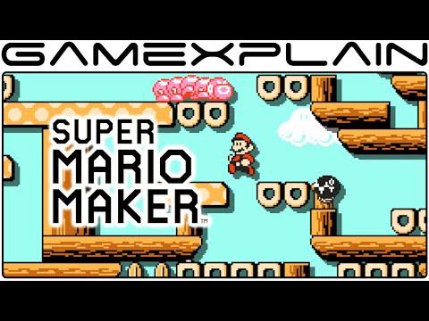 Four Season Forest - Super Mario Maker Level Showcase