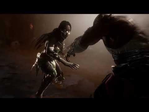 Mortal Kombat    Jade Reveal Trailer
